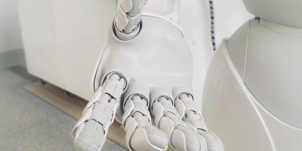 """Online-Forum """"Cobots & Exoskelette – Entlastung für den Werker"""""""