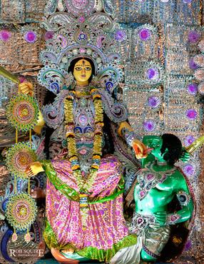 Goddess Bagala