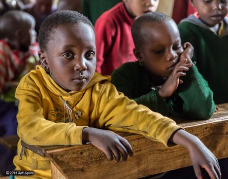 Massai Schoolboys