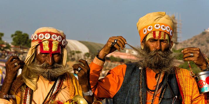 Pushkar Characters