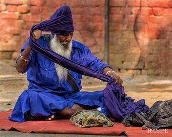 Turban Wrapping