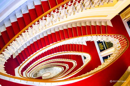 Stairway To Genoa