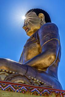Thimphu Buddha
