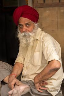 Sikh On The Street