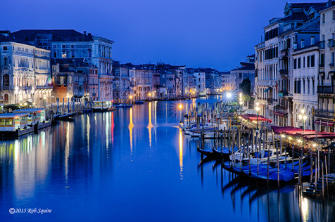 Grand Canal Awakening