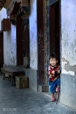 Peek-A-Bhutan