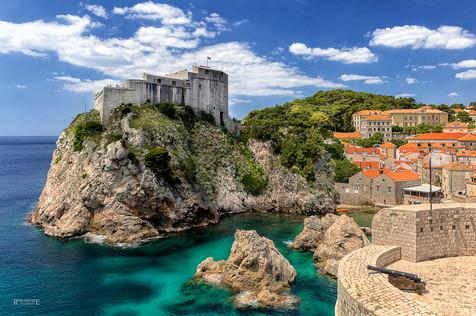 Dubrovnik's Gibralter