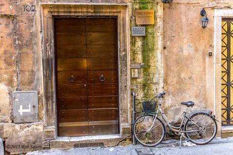 Wheels In Rome