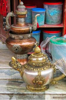 Nepali Pots