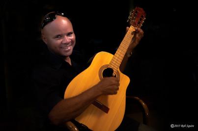 Cuban Guitarist