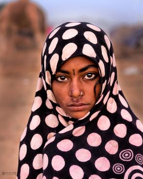 Pushkar Girl