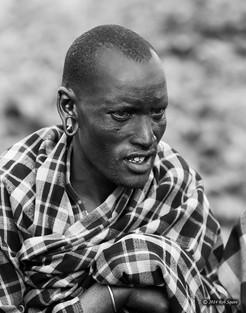 Massai Man