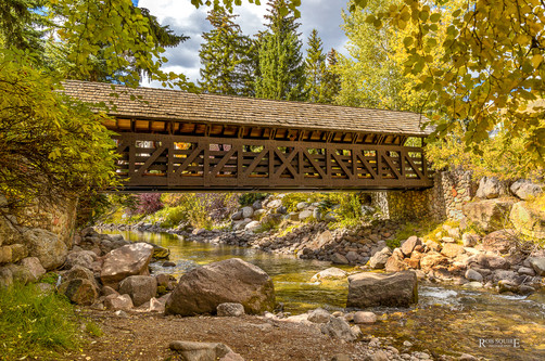 Vail's Covered Bridge