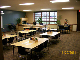 Epiphany Classroom Remodels