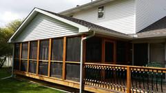 Deck & Screen Porch