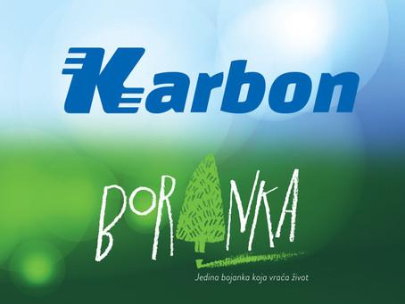 Karbon vraća život šumi