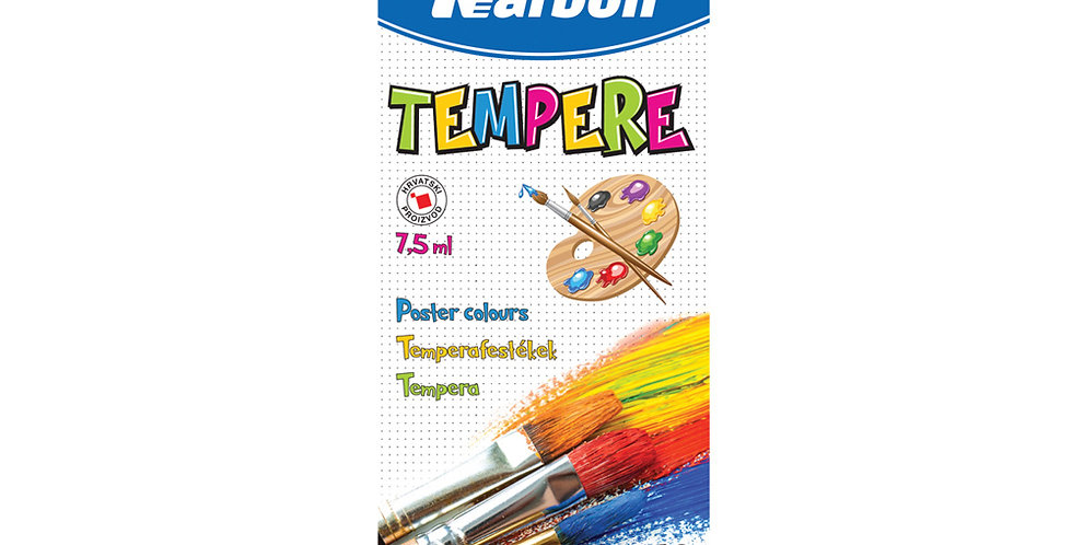 Karbon tempere 7,5ml 10/1 karton