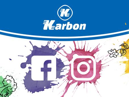 KARBON otvara društvene mreže