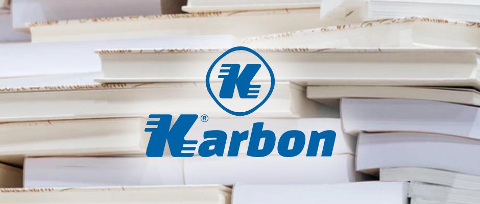 Jedinstvena KARBON bilježnica