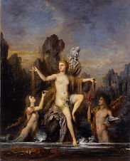 Gustave_Moreau_-_Venus_Rising_from_the_S