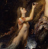485px-Gustave_Moreau_-_Venus_Rising_from
