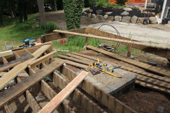 Phase 2: Joists and Planks