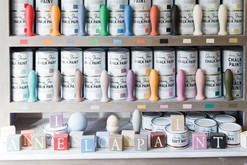 A love affair with Annie Sloan Chalk Paint...