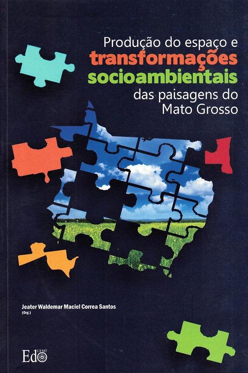 PRODUÇÃO DO ESPAÇO E TRANSFORMAÇÕES SOCIOAMBIENTAIS DAS PAISAGENS DO MATO GROSSO