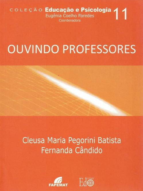 OUVINDO PROFESSORES