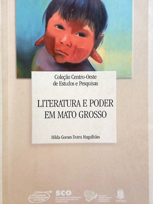 LITERATURA E PODER EM MATO GROSSO