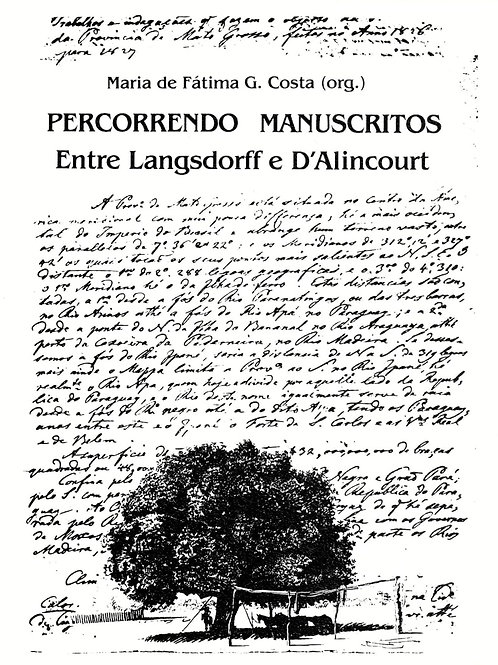 PERCORRENDO MANUSCRITOS: ENTRE LANGSDORFF E D' ALINCOUT