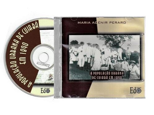 CD - A POPULAÇÃO URBANA DE CUIABÁ EM 1890