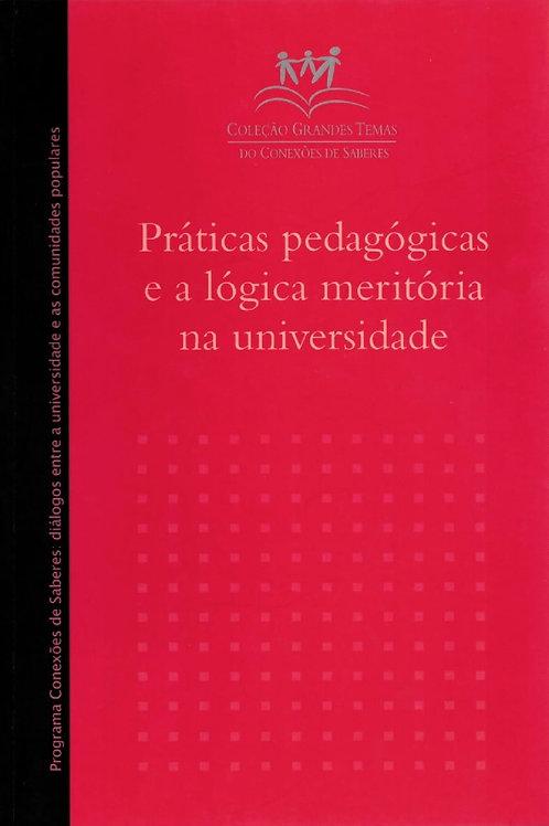 COLEÇÃO GRANDES TEMAS - PRÁTICAS PEDAGÓGICAS E A LÓGICA MERITÓRIA NA UNIVERSIDAD