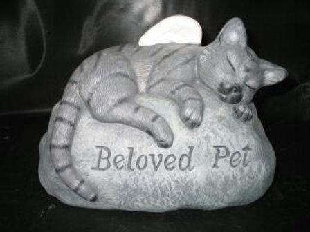 Beloved Pet Grave Marker(Cat)