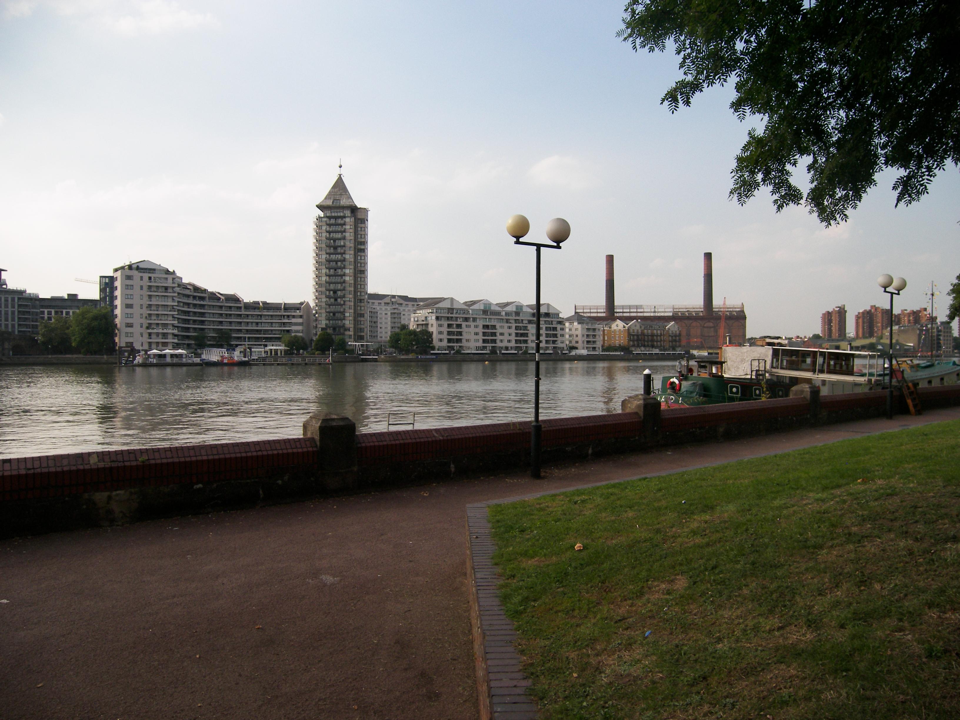 Battersea Embankment