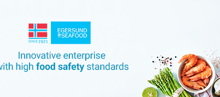 Egersund Seafood: One step ahead with FoodDocs' innovation