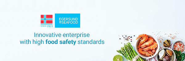 Egersund Seafood uses FoodDocs to ensure HACCP compliance