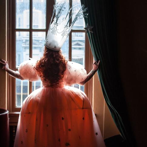 Glinda on Castro St.