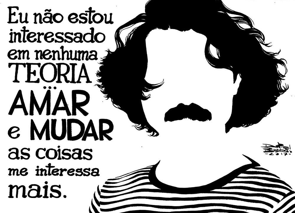 Ilustração de Daniel Brandão