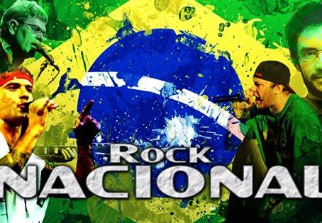 MÊS DO ROCK - TOP 10 ROCK NACIONAL