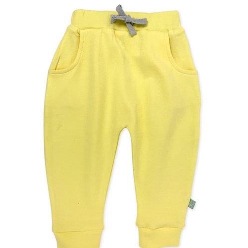 Finn + Emma Yellow Lounge Pants