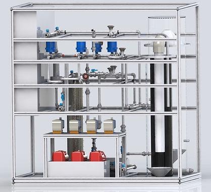 תכנון מתקן טיהור מים