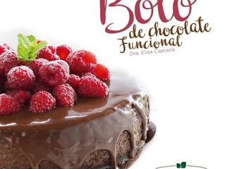 Bolo de Chocolate Funcional