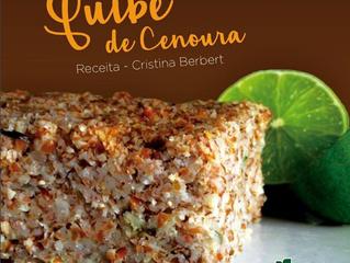 Quibe de Cenoura