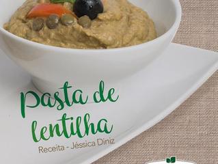 Pasta de Lentilha