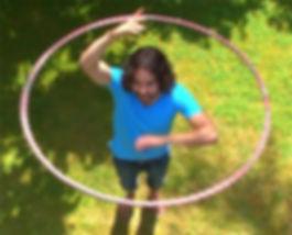 Hoopsmiles Beginner Hula Hoop Trick Vortex