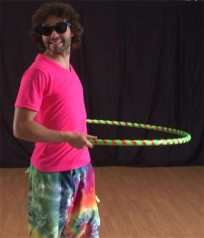 Hoopsmiles How To Hula Hoop Rap Song Still
