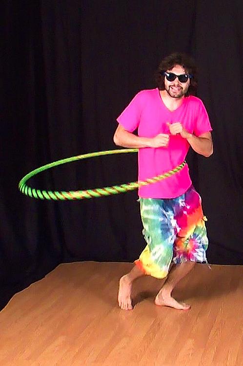 Package B How To Hula Hoop Rap Concert
