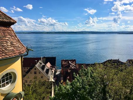 Top 5 der spektakulärsten Ausblicke am Bodensee