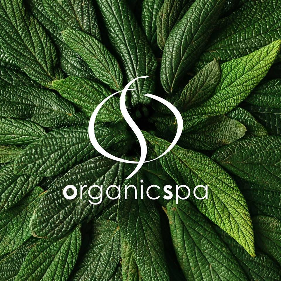 organic spa logo